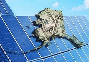 Solar energy saves Alaska money renewable energy systems RES