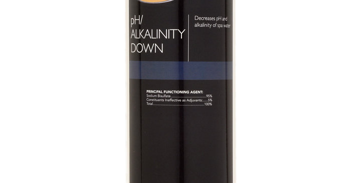 Spa pH/Alkalinity Down