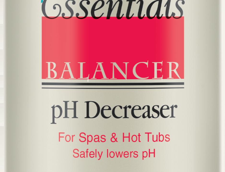 Spa Essentials Balancer pH Decreaser