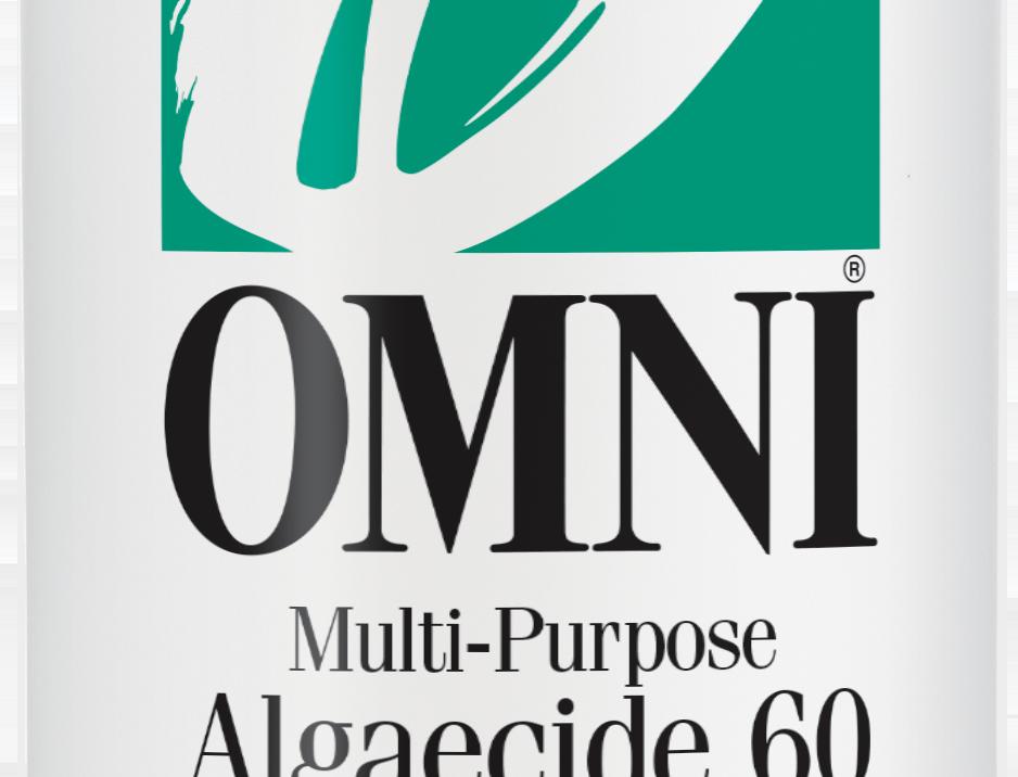 OMNI Multi-Purpose Algaecide 60