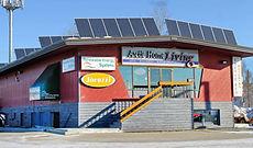 renewable, energy, alaska, solar, fairbanks, power, GVEA, electric bill