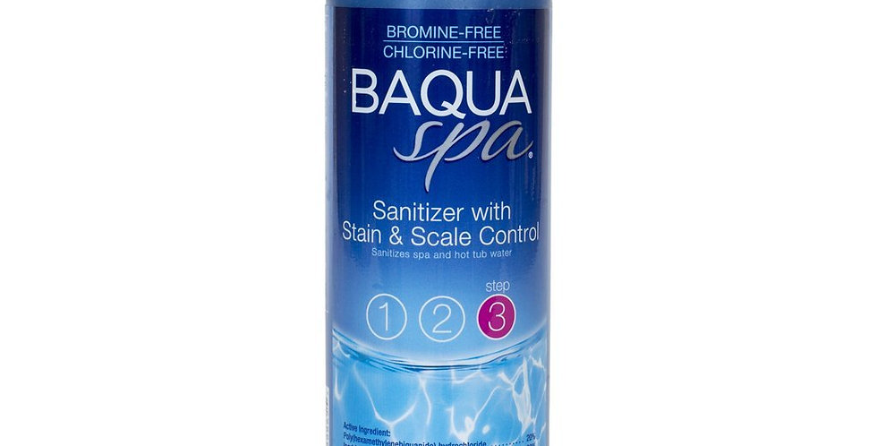 Baqua Spa Sanitizer with Stain & Scale Control #3