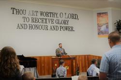 Fairbanks AK Baptist church