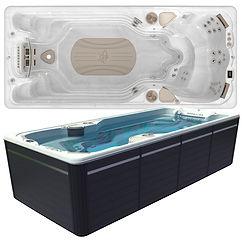 HydroPool AquaTrainer 17AX Swim Spa