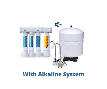 ERO 385 Drinking Water Filtration with Alkaline System