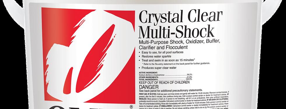 OMNI Crystal Clear Multi-ShockTM