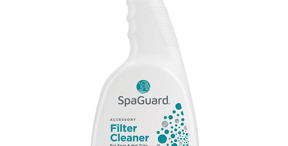 SpaGuard Filter Cleaner