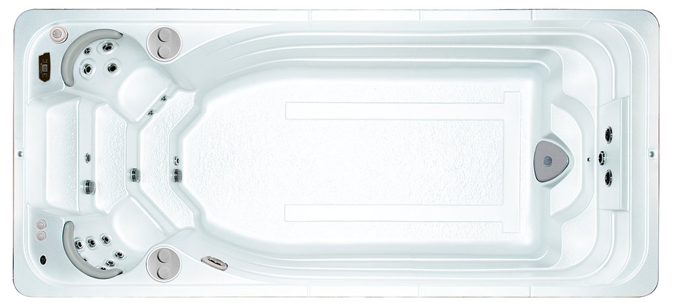 HydroPool AquaSport 17 FT Swim Spa