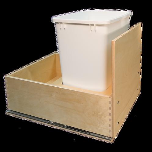 Single Trash w/ Storage SlidingSusan