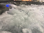 spa inspection for used hot tub sales