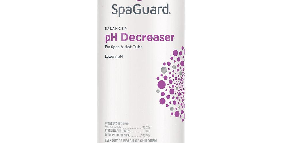 SpaGuard pH Decreaser