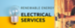 Renewable Energy Electrical Services Fairbanks Electrician
