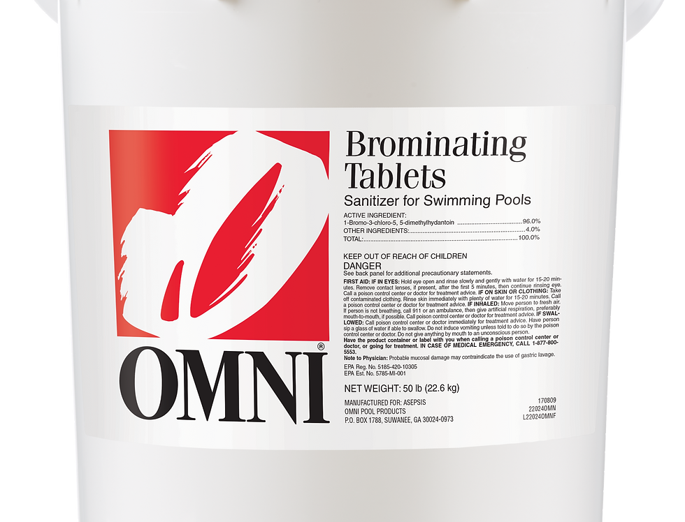 OMNI Brominating Tablets