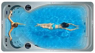 HydroPool AquaSport 14 FT Swim Spa