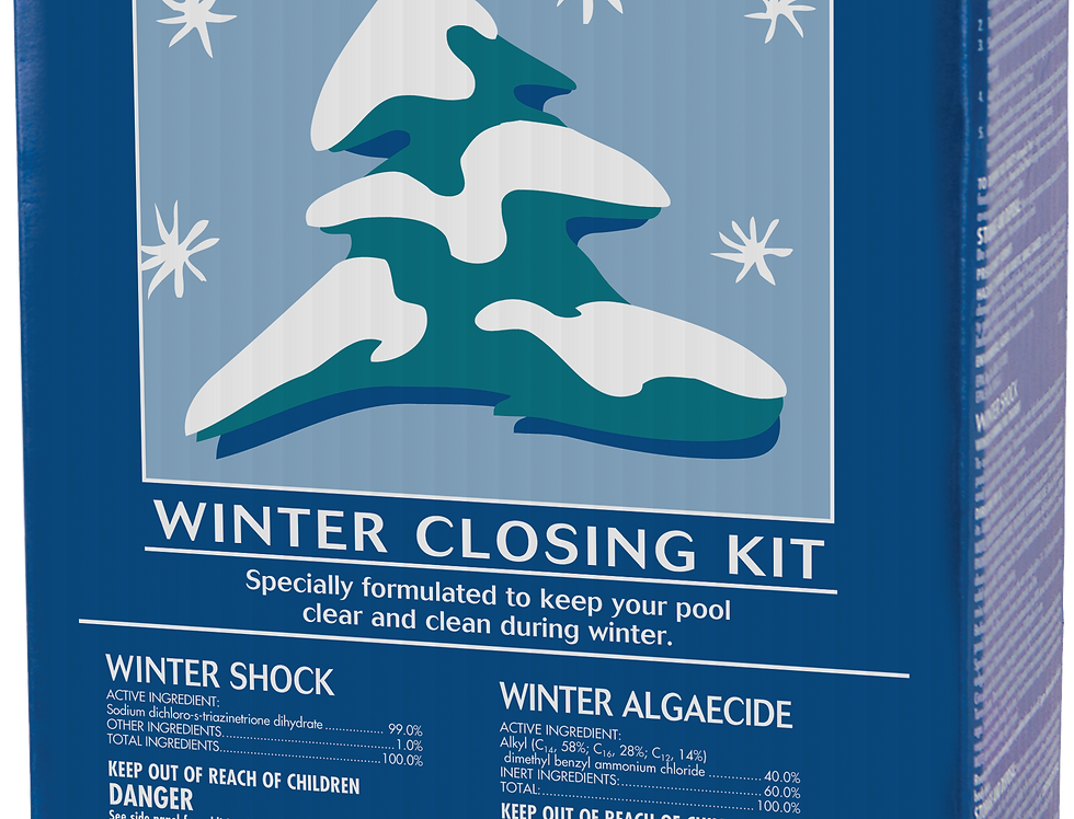Winter Care™ Winter Closing Kit
