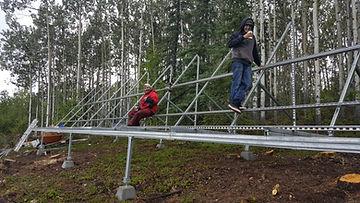 renewable energy systems design, RES design, fairbanks solar tracker, anchorage solar tracker, solar energy system alaska