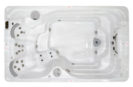 HydroSpa AquaSport 12 FT Swim Spa