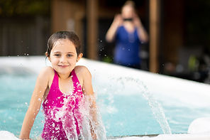 HydroPool AquaPlay 12FFP Swim Spa