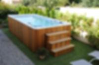HydroSpa AquaSport 14 FT iX Swim Spa