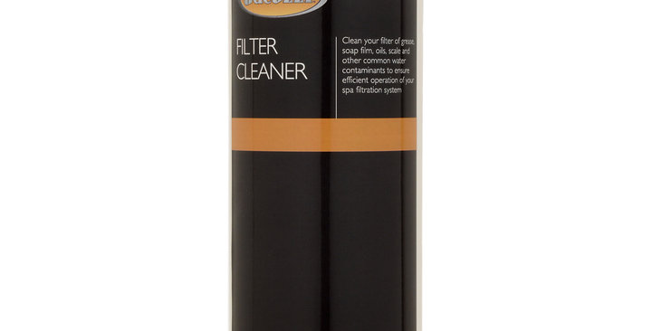 Spa Filter Cleaner