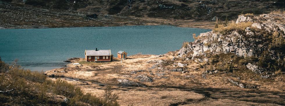 Canva - Cabin Beside Body of Water Near