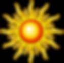 solstic medicine and wellness sun logo