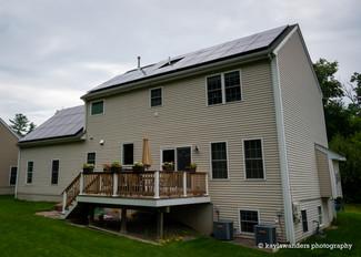 Solar in Sharon, MA