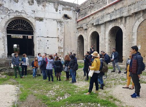 AIPAI e TPTI  |  Proseguono i workshop telematici dell'Erasmus Mundus sul Patrimonio Industriale