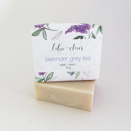 Lavender Grey Tea Soap