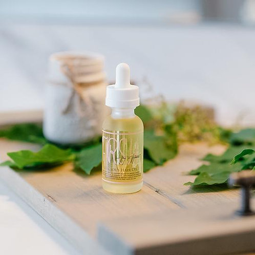 1 oz Luscious Hair Oil