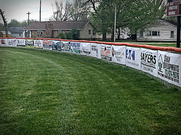 Outfield Banners