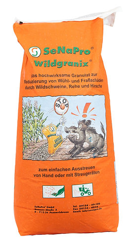 Wildgranix verjagingsgranulat 20 kg