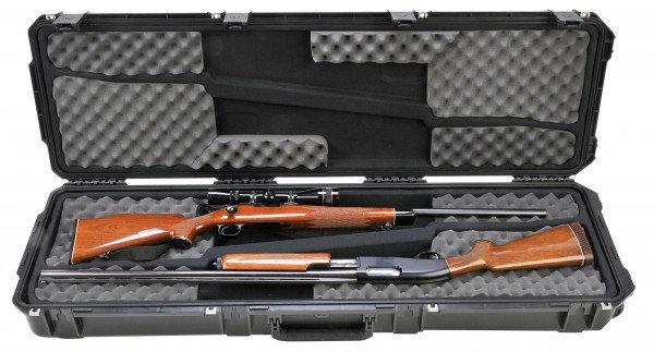 SKB Wapenkoffer voor 2 langewapens