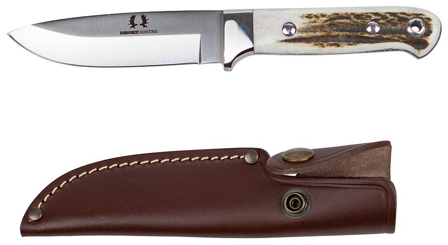 Nordforest Hunting Hirschhornmesser gerade