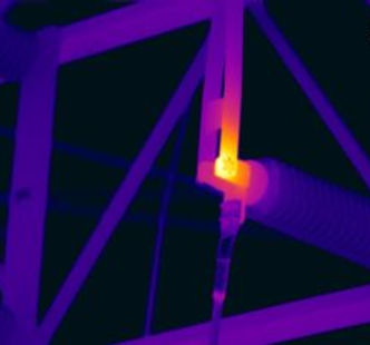 Drone Thermal Imaging - Power-and-infrastructure | AIR-Scan