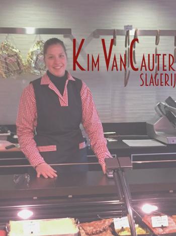 Webshop Kim Van Cauter