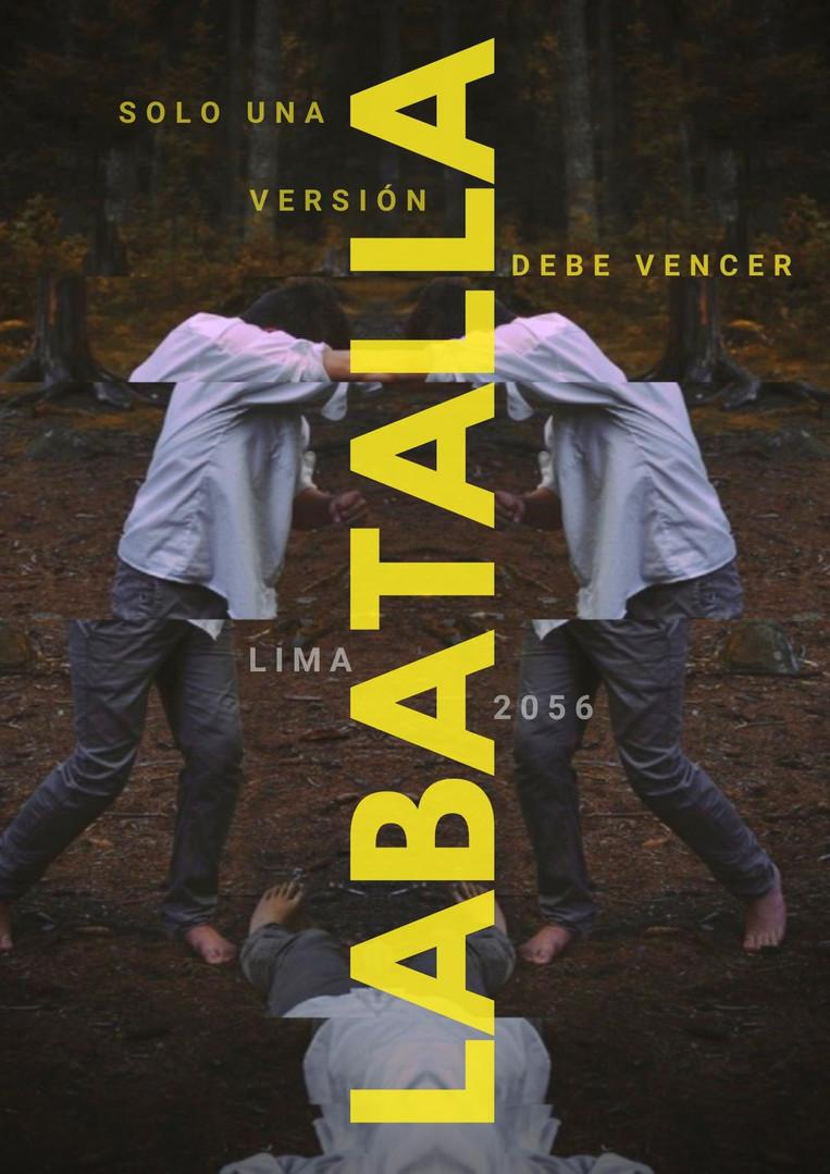 LA BATALLA - Cortometraje