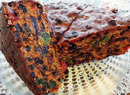 Christmas Cakes – The First Step In Planning Our Perfect Christmas
