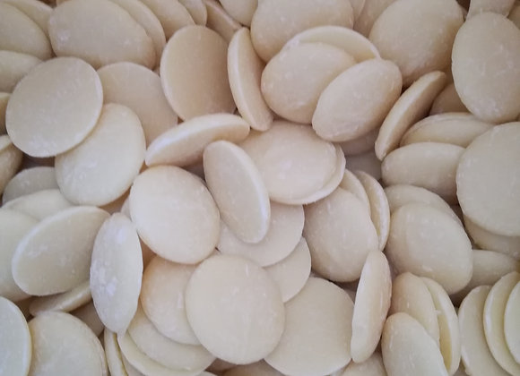 Belgian White Chocolate Buttons