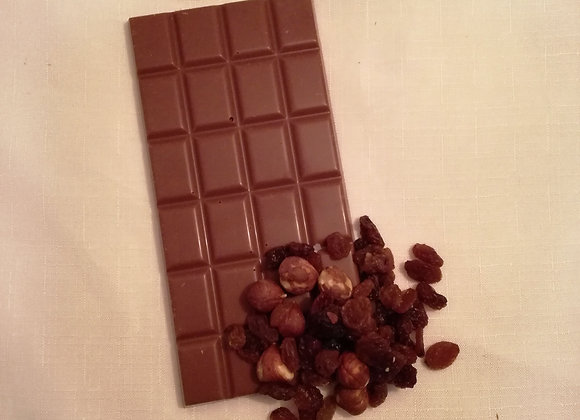 Fruit and Nut Chocolate Bar