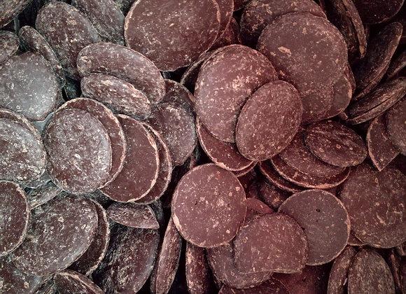 70% Belgian Dark Chocolate Buttons