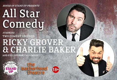 House of Stand Up Presents All Star Comedy - January
