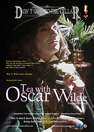 Tea with Oscar Wilde