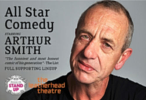 House of Stand Up: ARTHUR SMITH