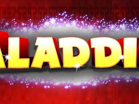 Oh No It Isn't! Oh Yes It Is! Aladdin 2018 Panto Now on Sale