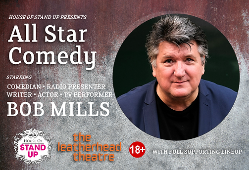 House of Stand Up Presents All Star Comedy - December