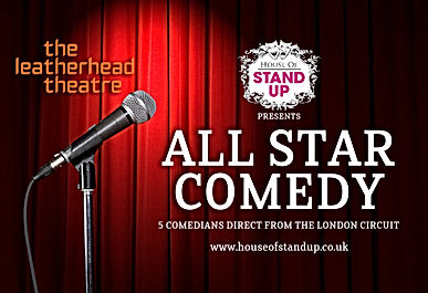 House of Stand Up Presents All Star Comedy