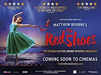 Mathew Bournes - The Red Shoes