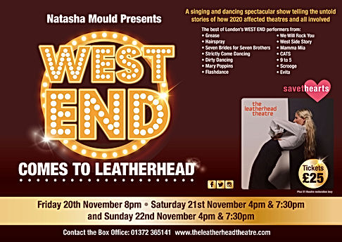 West End comes to Leatherhead