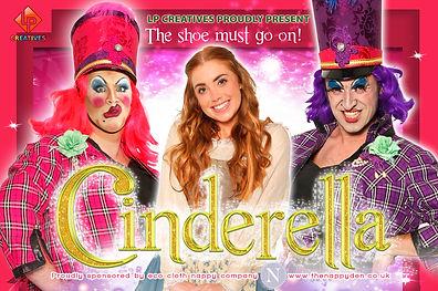LP Creatives: Cinderella